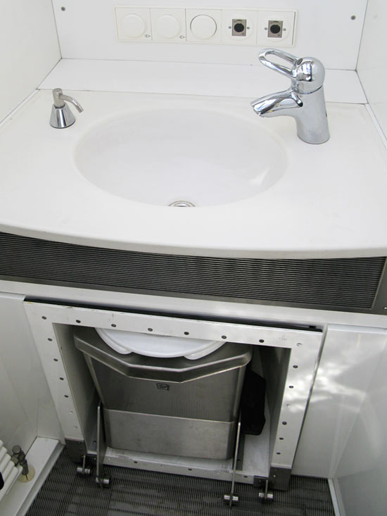 alternative RV toilet