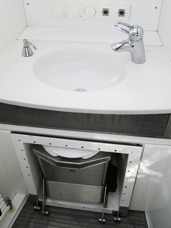 alternative RV toilet