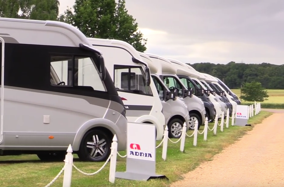 These New 2016 Adria Motorhomes Are Awesome