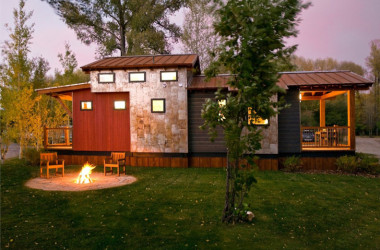 Luxury Tiny Homes Are Coming Soon To An RV Park In Michigan