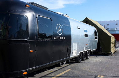 This Pop-Up Shop Made From An Old Airstream Will Blow You Away