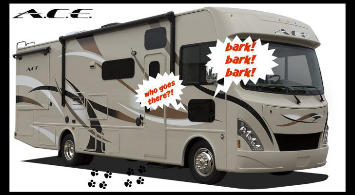 Got Fur-kids? Thor's Pet-Friendly Motorhome Is A No-Brainer