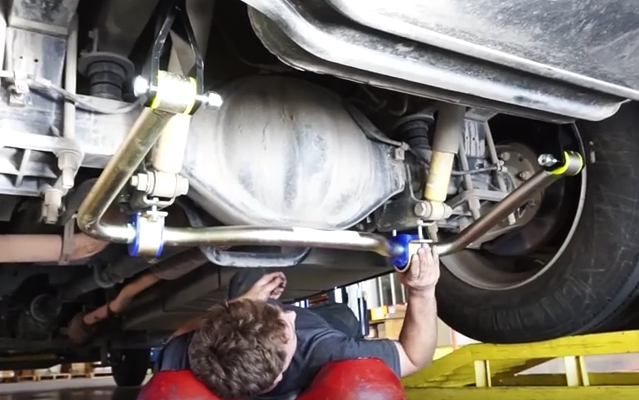 How To Improve Suspension Performance And Ride Quality In A Gas RV