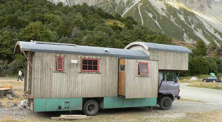 These 21 Homemade Campers Are Shockingly Real