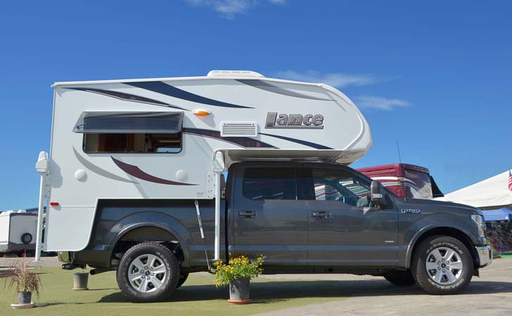 Happier Camper For Sale >> This Lance 650 Truck Camper Looks Amazing