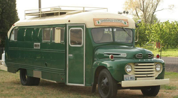 front view of the gypsy
