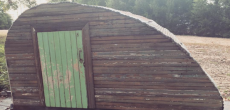 Duck Dynasty Star Makes Prayer Room From Old Teardrop Trailer
