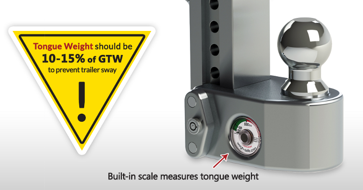 trailer tongue weight