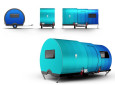 telescoping pop-out trailer