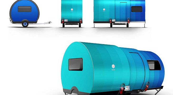 This Swank Telescoping Pop-Out Trailer Absolutely Must Come To The USA