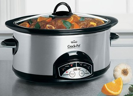 RV Crock-Pot Cooking