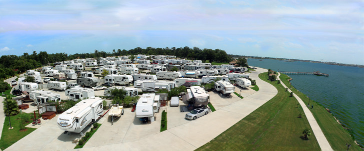 You'll Never Forget Your Stay At These 5 Sensational RV Parks In Texas