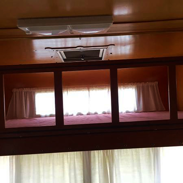 upper berth