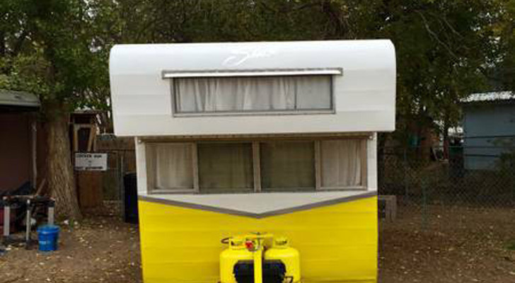 This 1962 Shasta Astrodome Travel Trailer Offers Some Rather Unique Features