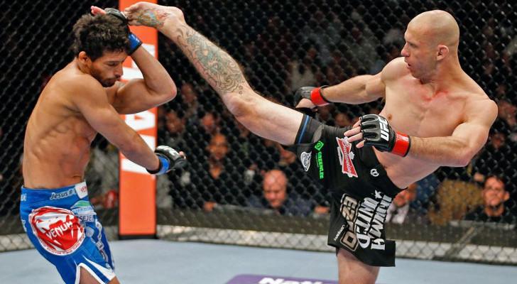 RVing UFC fighter