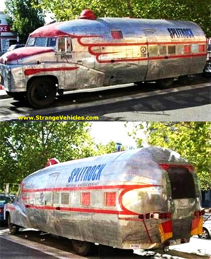aluminum bus rv