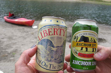 best craft beer for RVing
