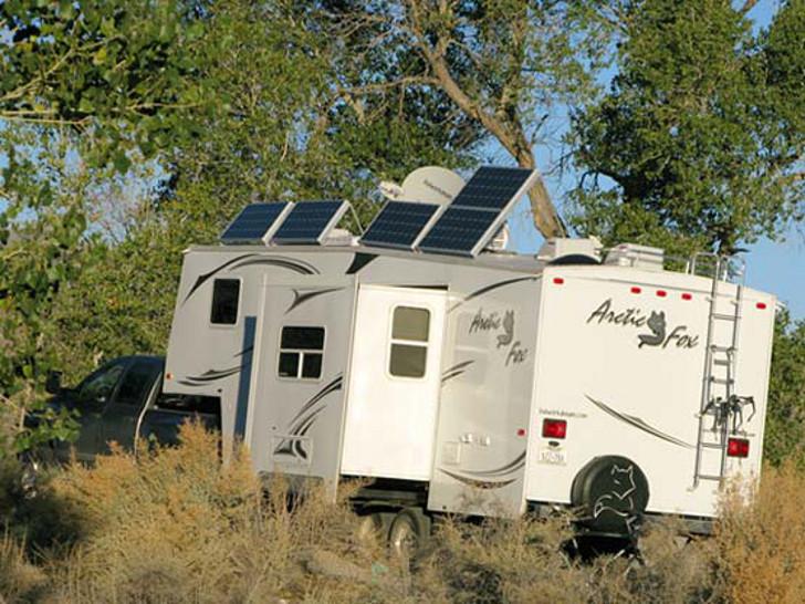 free camping in wildlife refuges