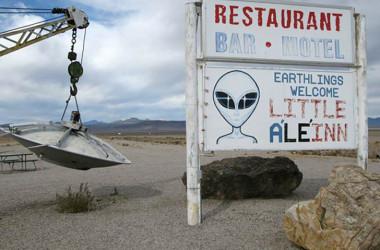 RVing in Nevada