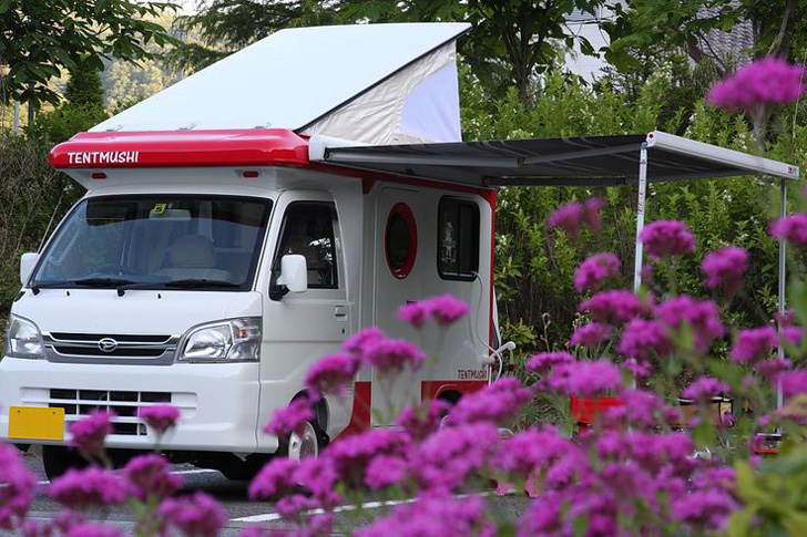 top up with awning