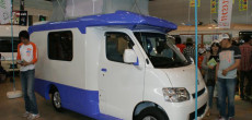 Tentmushi Makes This Cool Minitruck RV From Japan