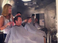 RV hair salon