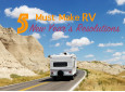 5 Must-Make RV New Year's Resolutions
