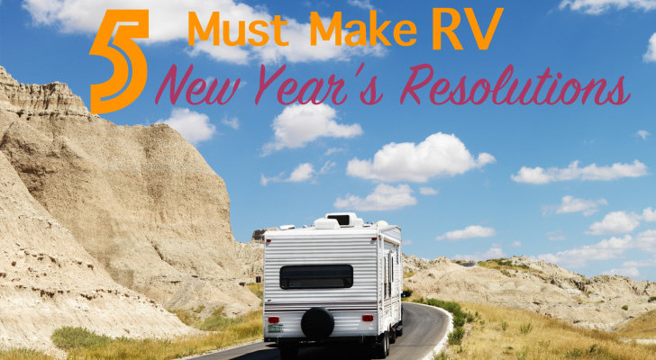RV New Year's Resolutions