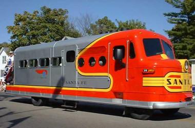 parade train