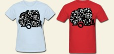 RV Gift Idea – Wherever We Are Together That Is Home Tee Shirt For Men And Women