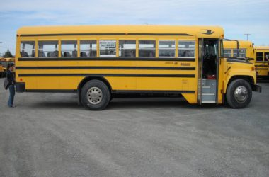 The Transition Bus Provides A Practical Model For Green Bus Conversions