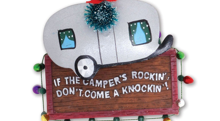 8 Adorable RV Ornaments To Hang On Your Tree This Christmas