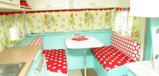 This RV Has The Most Charming Vintage Decor You'll Ever See