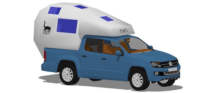 Coati Camper concept