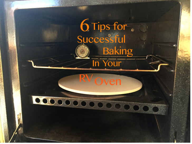 Tips For Cooking And Baking In Rv Ovens