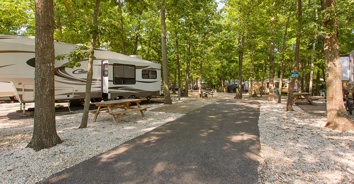 8 Breathtaking Rv Parks Near The Atlantic And Pacific Coasts