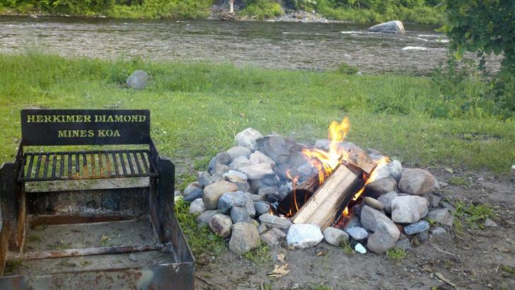 unique campground