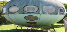 Pod-Like Futuro House Found In South Africa And Restored To Beauty