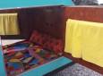 bed inside