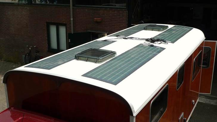 400 watt solar power