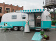 Classic Airstream Argosy Gets New Life As A Bridal Boutique