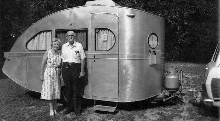 Would You Buy This 1935 Airstream Torpedo, The Oldest Existing Airstream In The World?