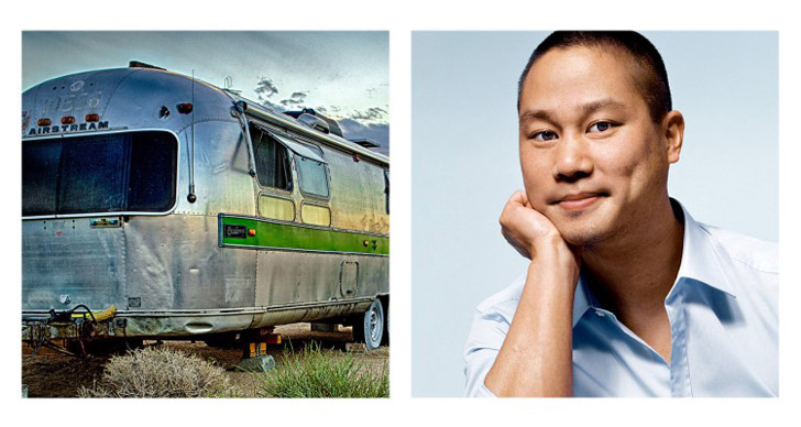 hsieh and his trailer