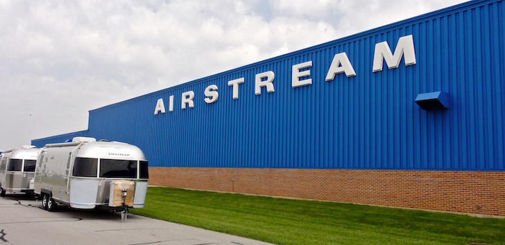 How To Tour Airstream's Assembly Plant And Watch Airstreams Being Made