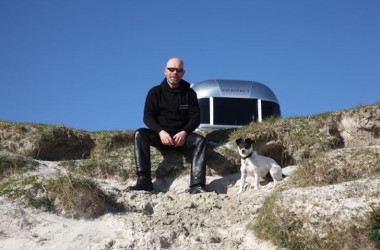 English Airstream Evangelist Roams Scotland While Studying Gaelic