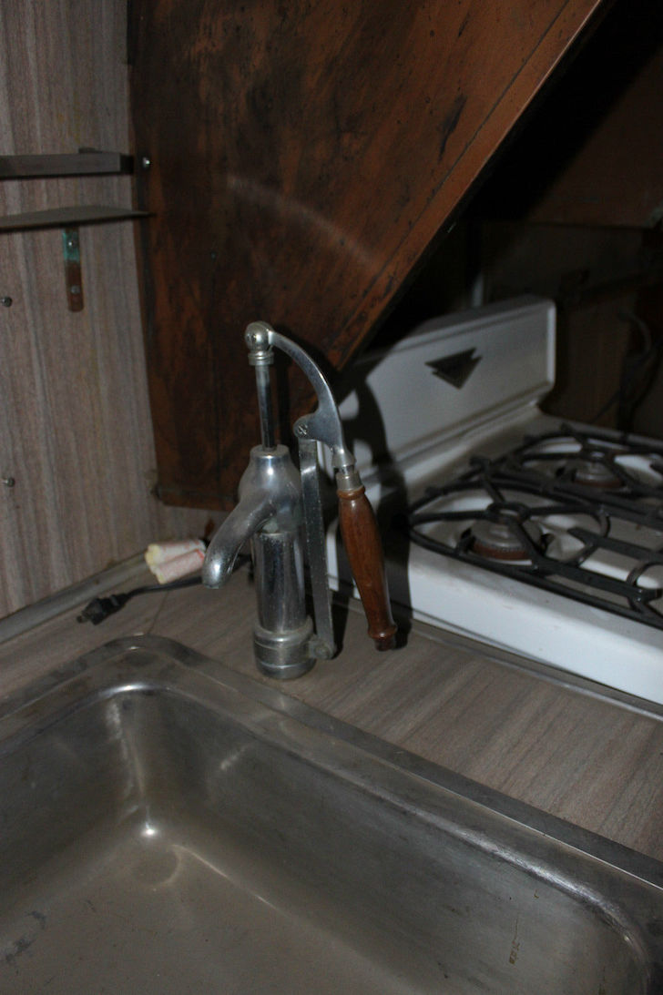 Antique faucet