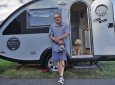 Photographer Bruce Barone Travels In A T@B Trailer Turned Mobile Photo Studio