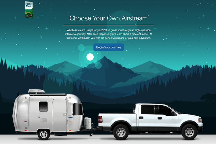 Choose your Airstream