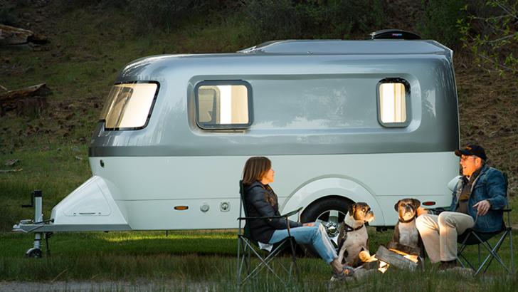 Simple  Ohio Based Airstream Inc Has Acquired The Assets Of NEST Caravans