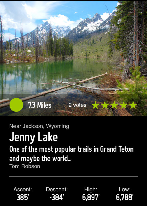 National Parks Mobile Apps